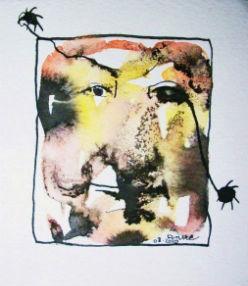 Sans titre, 2010, Anne Lordey - Le Cabinet d`Art Contemporain