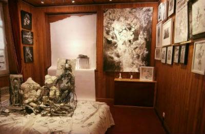 Le Cabinet d`art contemporain - N. NEUTS - Haute-Marne (52)