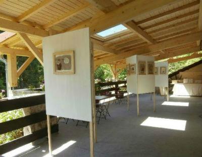 Le Cabinet d`art contemporain - B. NAREA - Haute-Marne (52)