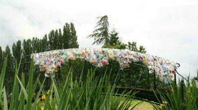 Un pont vers l`enfance Mateo Chevaillier - Les Week-ends Art